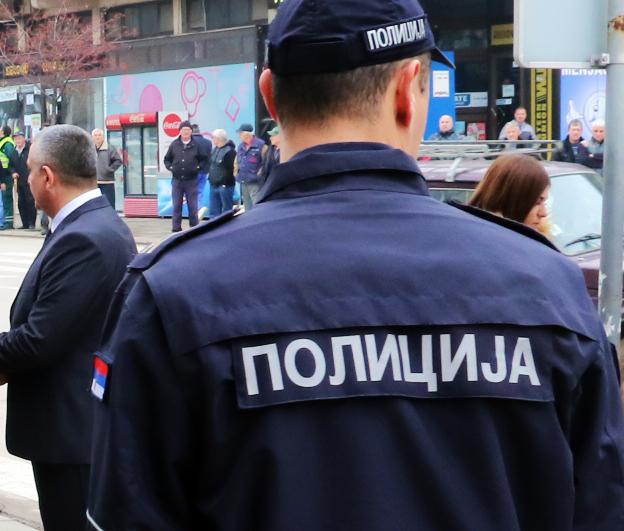 Policija, ilustracija, arhivska fotografija: Marko Miladinovć, portal ,,Knjaževačke novine''