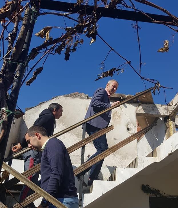 SVAKA ČAST: Opština Knjaževac obezbedila je građevinski materijal Najdanovićima