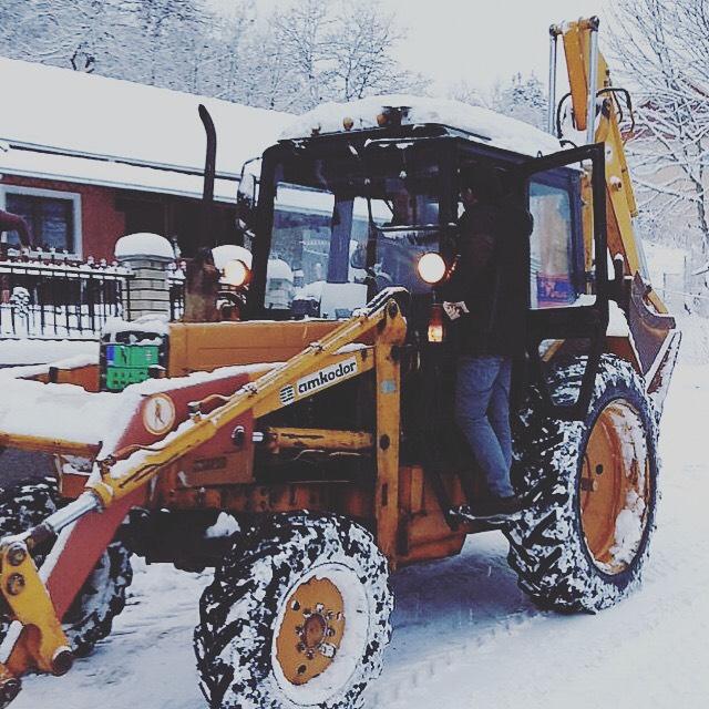Ilustracija, čišćenje snega, foto: I.D. / Knjaževačke novine