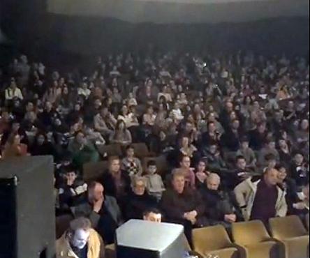 """Održan humanitarni koncert Dečjeg hora ,,Čarolija"""" za pomoć Anđeli Mudrić"""