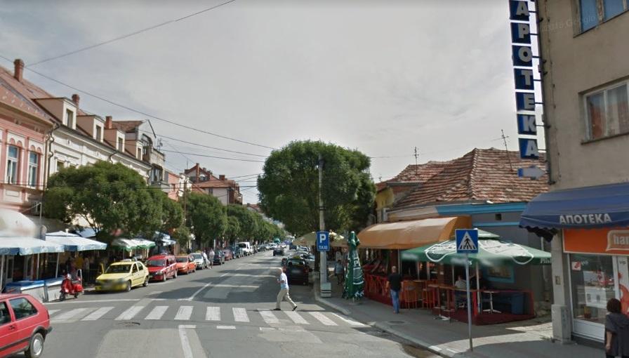 Centar, Knjaževac, foto: Google maps, skrinšut