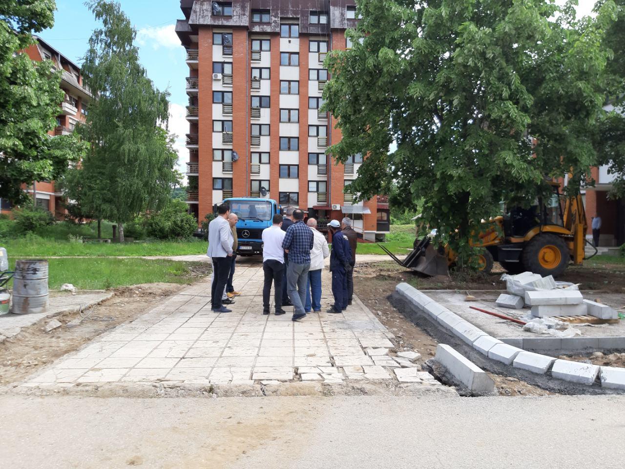 Mesto gradnje i uređenja, foto: A.S.
