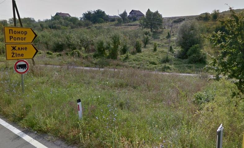 Google maps, ulaz u Knjaževac