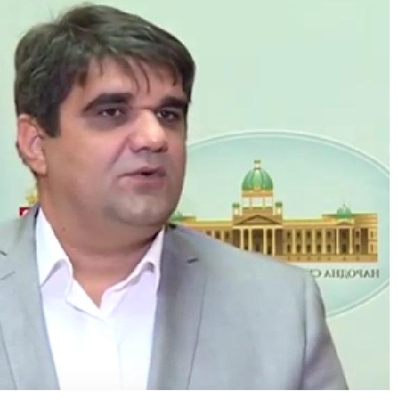 U KOMŠILUKU: Saša Mirković osuđen na godinu dana zatvora