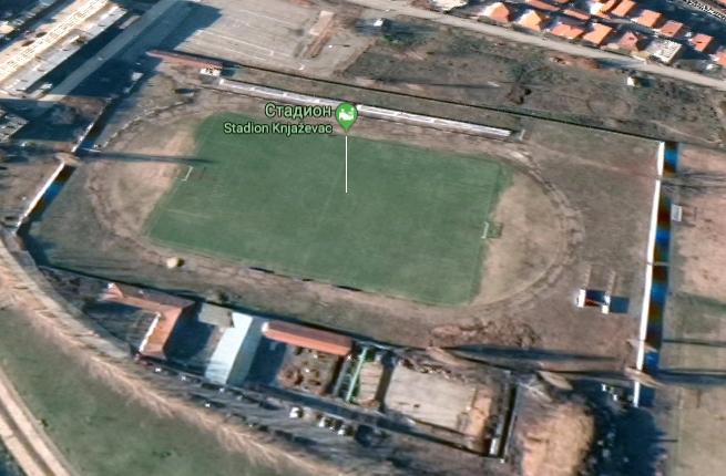 Rekonstrukcija kompleksa gradskog stadiona u Knjaževcu