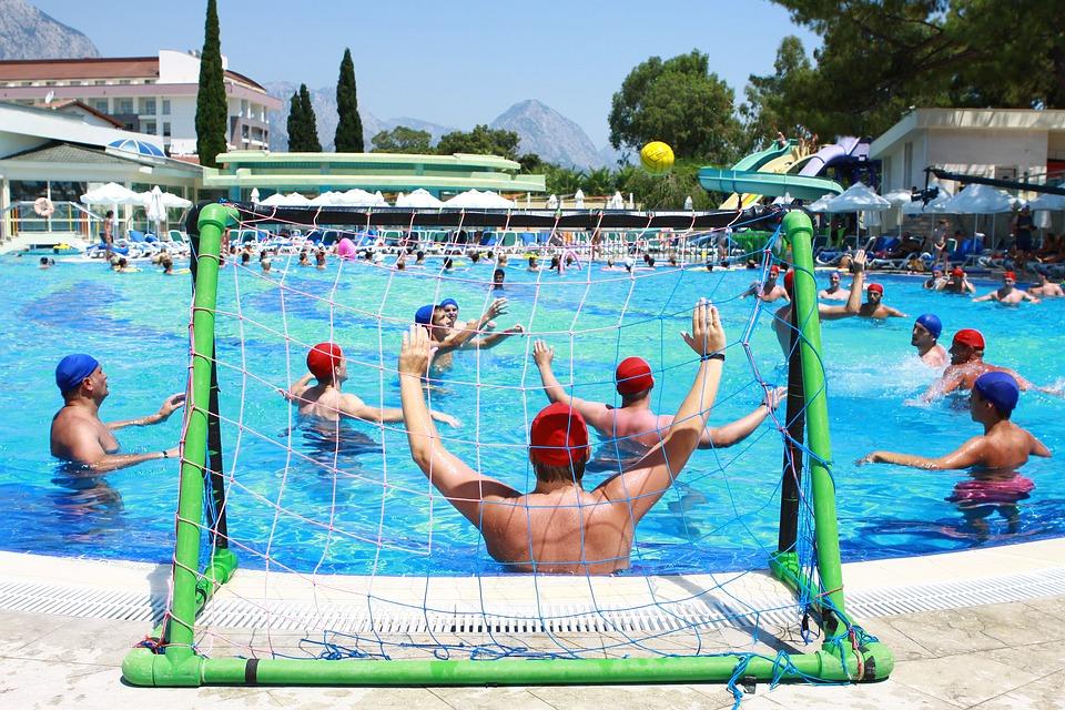 IGRE BEZ GRANICA: City games na knjaževačkom bazenu