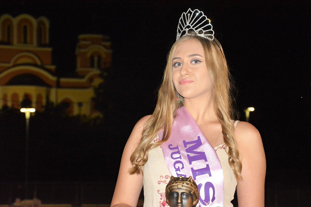 Milica Stevanović ,,Mis juga'', foto: A.K.