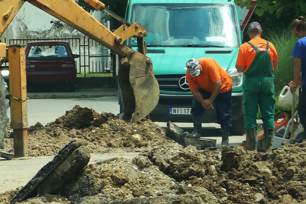 Ilustracija rekonstrukcije, foto: M. Miladinović