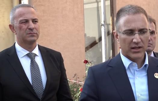 Đokić i Stefanović, foto: youtube, prtScr, knjazevacinfo kanal