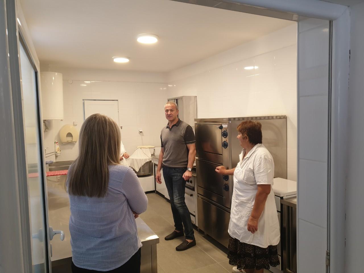 Obilazak kuhinje, foto: M.N.