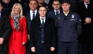Ministar unutrašnjih poslova posetio Knjaževac