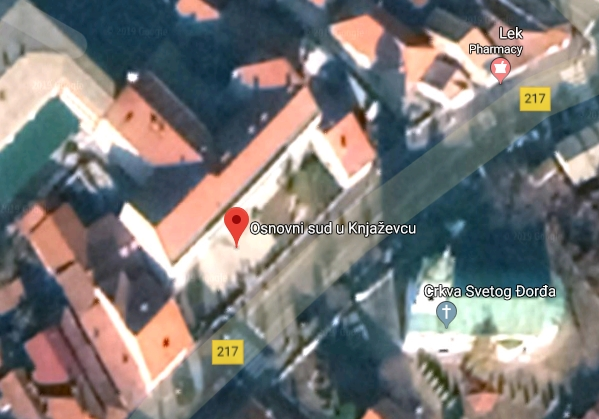Google map, foto: GM
