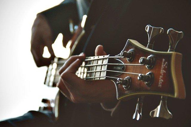 Ilustracija, gitara, foto: Pixabay