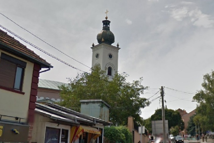 Crkva u Knjaževcu, foto: Google maps
