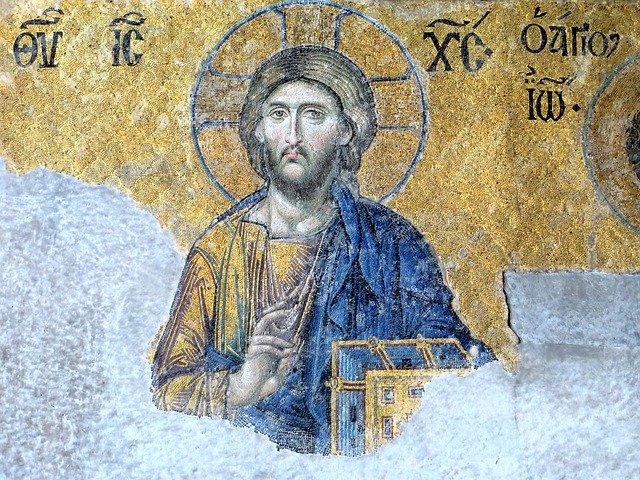 Ilustracija, ikona Isusa Hrista, foto: Günther Simmermacher, preuzeto sa Pixabay.com