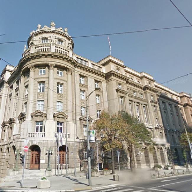 Ministarstvo, foto ilustracija, preuzeto: Google maps
