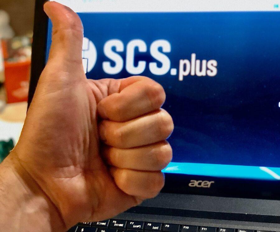 SCS.plus, logo, ilustracija, foto: Knjaževačke novine
