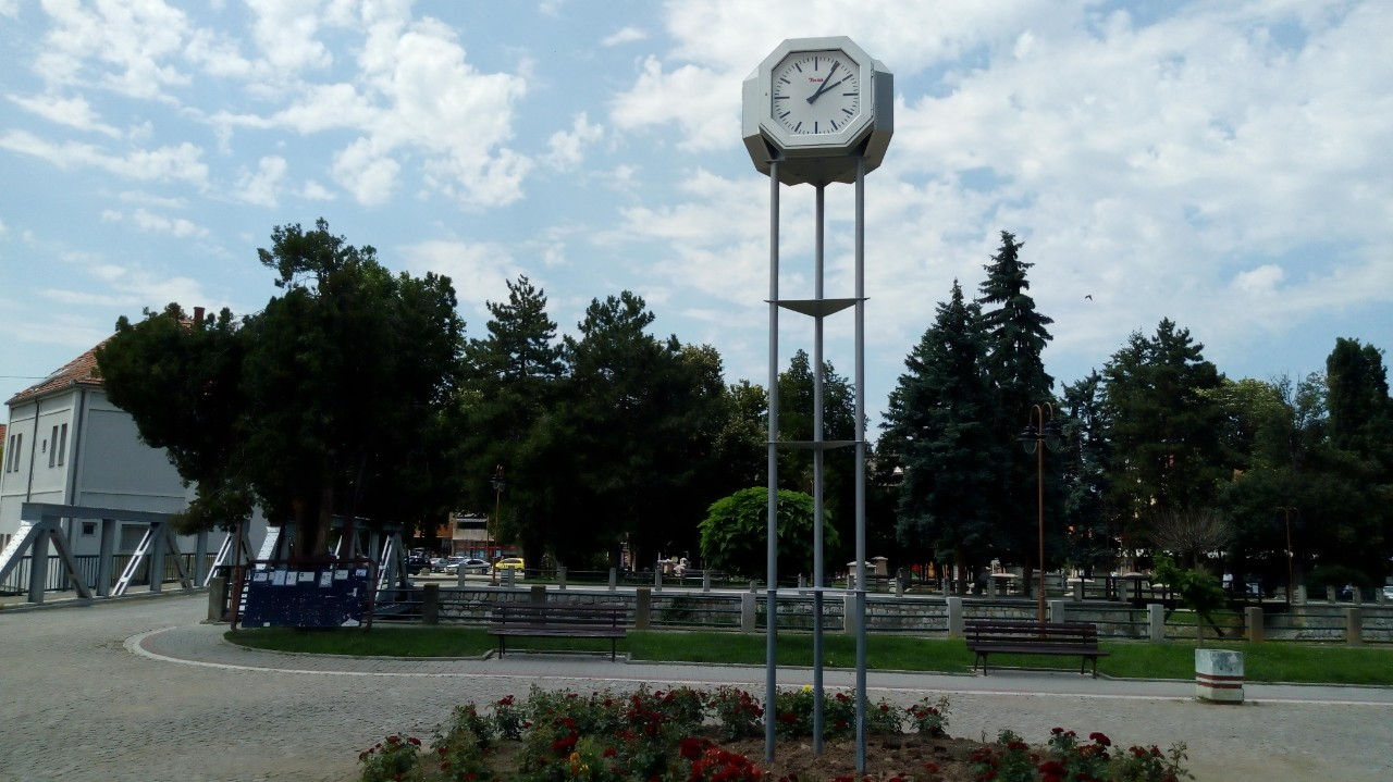 Javni gradski sat, foto: M.M.