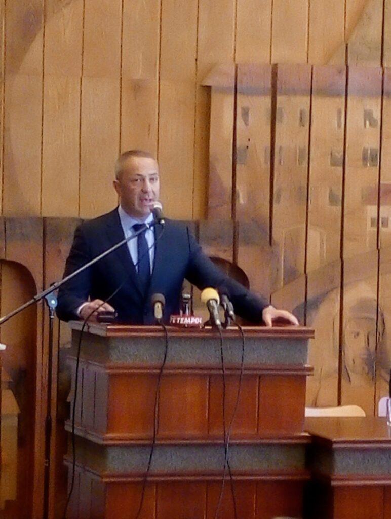 Predsednik opštine Milan Đokić, foto: M.M.