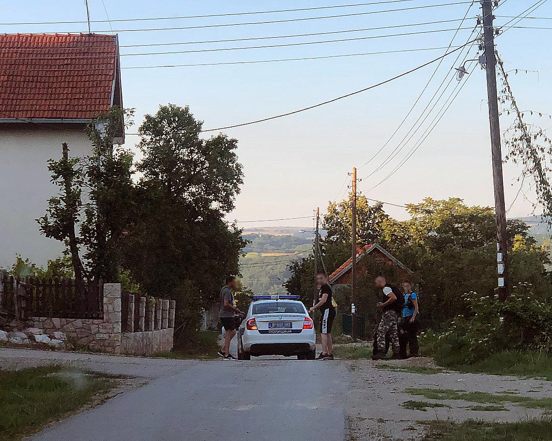 Terenska fotografija, autor: M. Ilić, novinar Knjaževačke novine