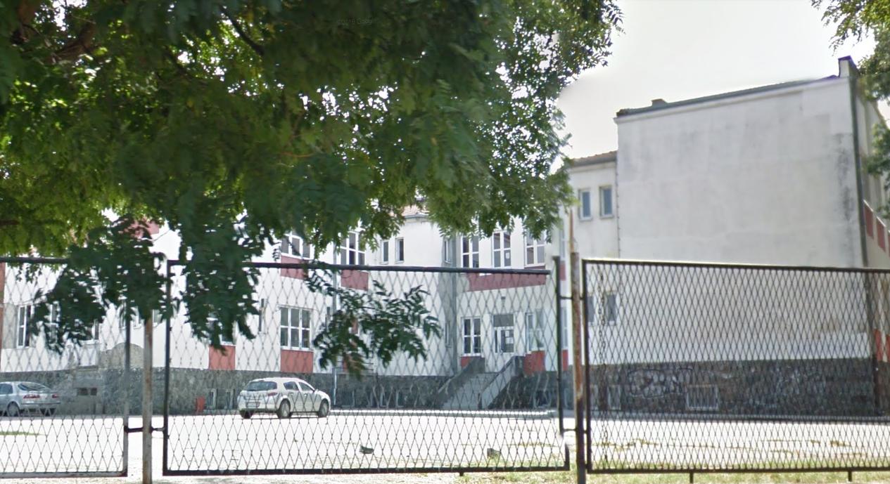 Arhiva, Tehnička škola, foto: Google maps