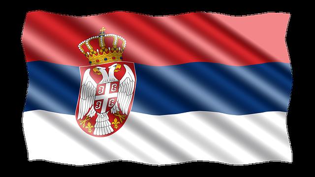 Srpska zastava, pixabay.com