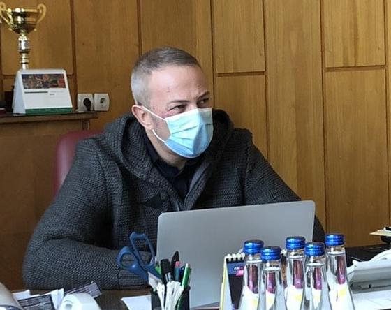 Predsednik opštine Milan Đokić, foto: Knjaževačke novine