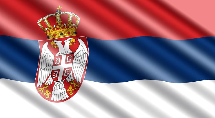 Srpska zastava, ilustracija, foto: Pixabay