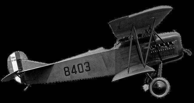 Avion, ilustracija, foto: Pixabay.com