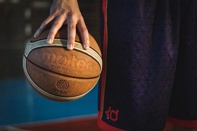Ilustracija, košarkaška lopta, foto: Pixabay.com