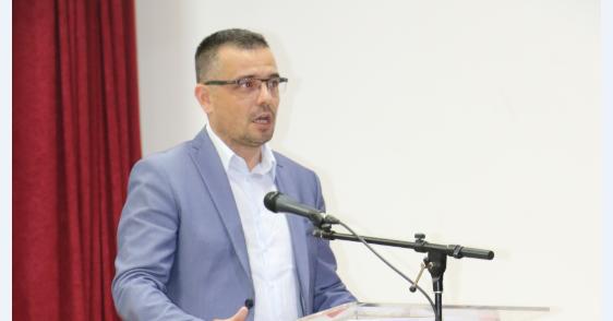 Branislav Nedimović, foto: Knjaževačke novine