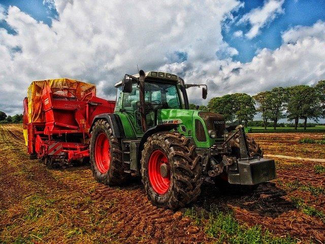 Traktor, foto: Pixabay.com