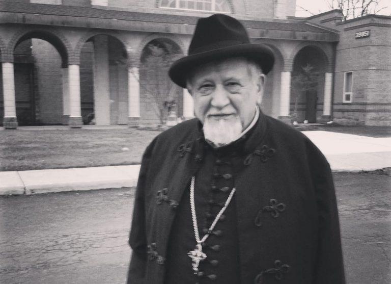 Životopis prote-stavrofora Svetomira Milojevića, foto: Eparhija-timočka