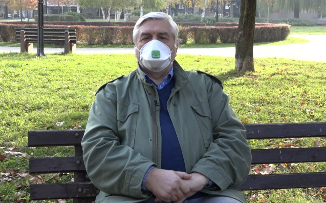 Tiodorović, foto: PINK, Emisija ,,Novo jutro''