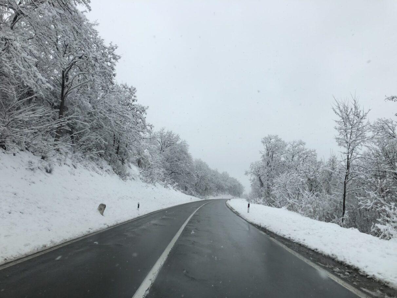 Put prema Knjaževcu, foto: Knjaževačke novine