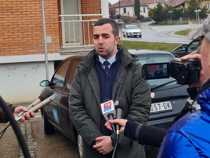 Zamenik predsednika opštine Knjaževac, Branislav Josifović, foto: M.M.