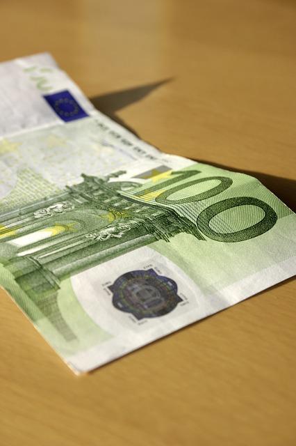 100 evra, foto: Pixabay.com
