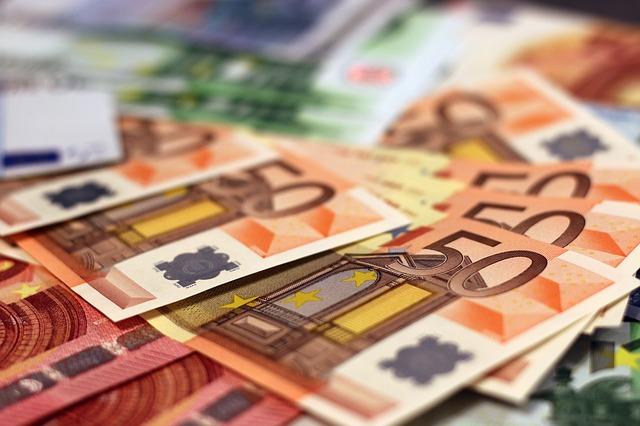 Evro, ilustracija, pixabay.com