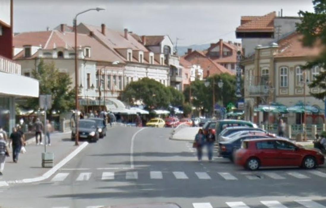 Knjaževac, foto: Google map