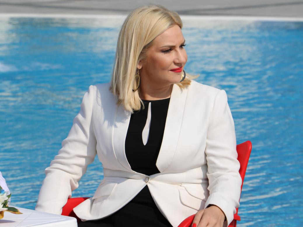 Potpredsednica Vlade Republike Srbije i predsednica Koordinacionog tela za rodnu ravnopravnost Zorana Mihajlović, foto: Knjaževačke novine