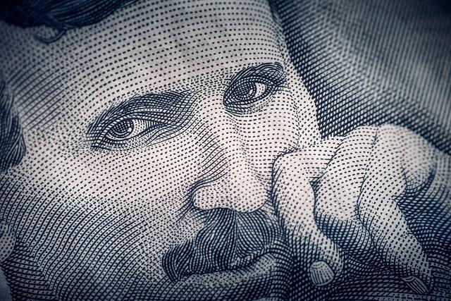 Tesla, 100 dinara, foto: Pixabay