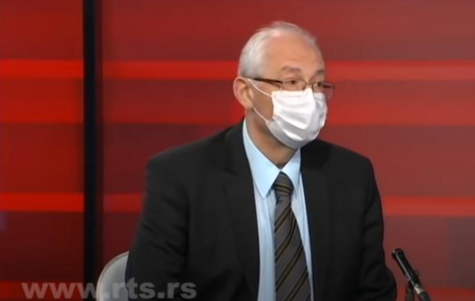 Dr Predrag Kon, foto: RTS, youtube kanal
