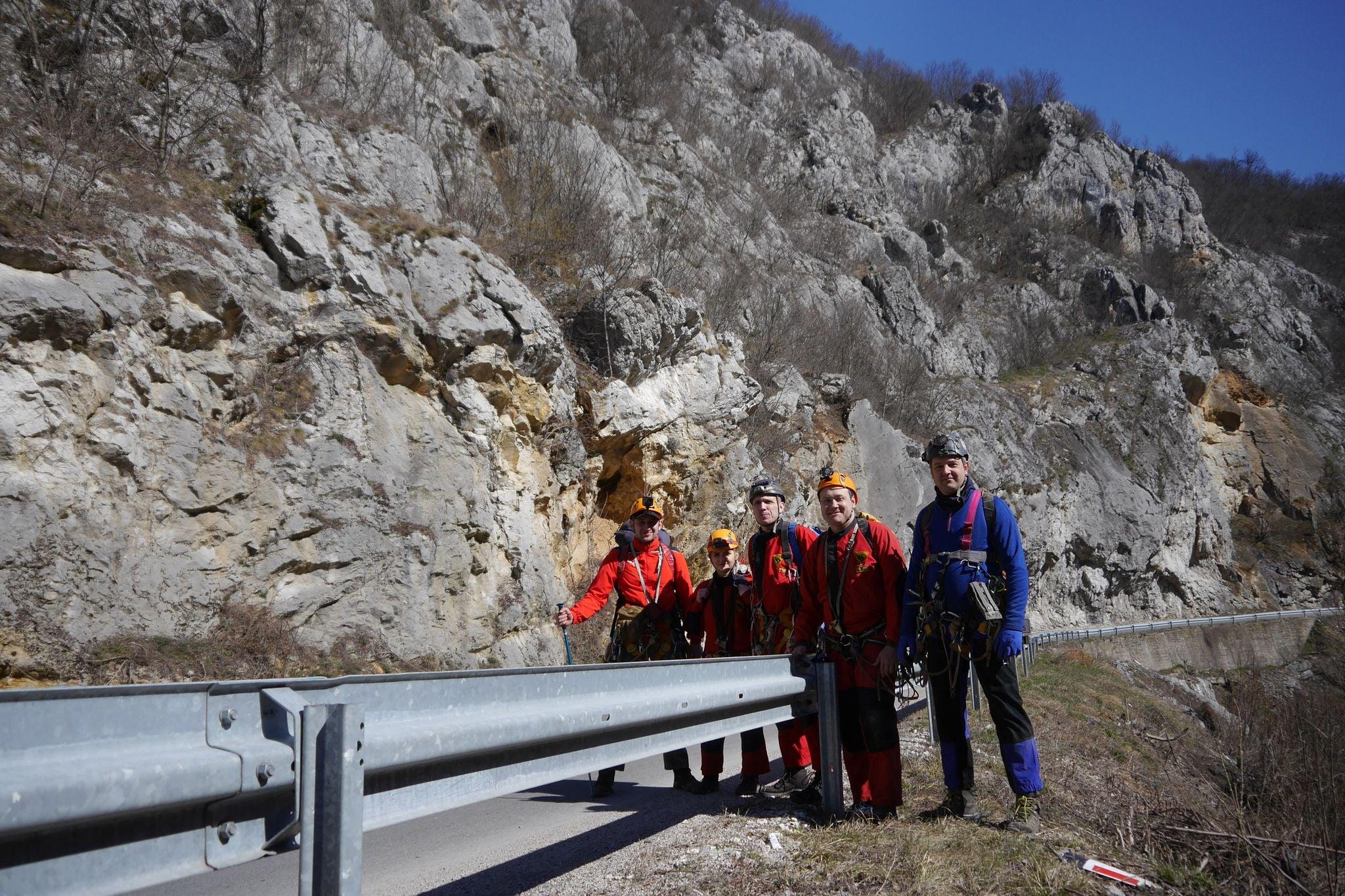 Fotografija preuzeta sa stranice ,,Sportskog speleološkog udruženje SAIS Knjaževac'', SAIS