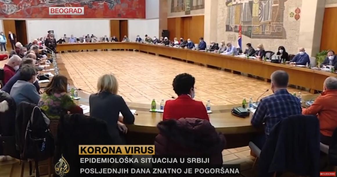 Foto: PrtScr, jutjub kanal Al Jazeera Balkans, TV Al Jazeera Balkans