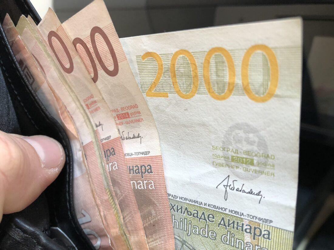 Dinar, ilustracija, foto: Knjaževačke novine