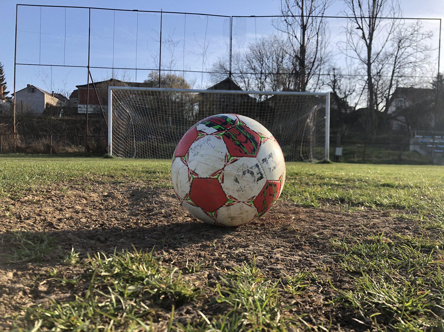 Ilustracija, teren, fudbal, sport, foto: Knjaževačke novine