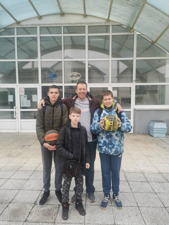 Mladi košarkaši, foto: arhiva kluba