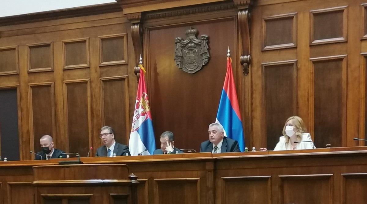 Skupština Srbije, foto: M.M.