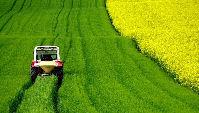Traktor, poljoprivreda, Pixabay.com