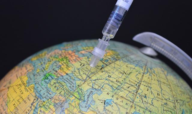 Vakcina, ilustracija, foto: Pixabay